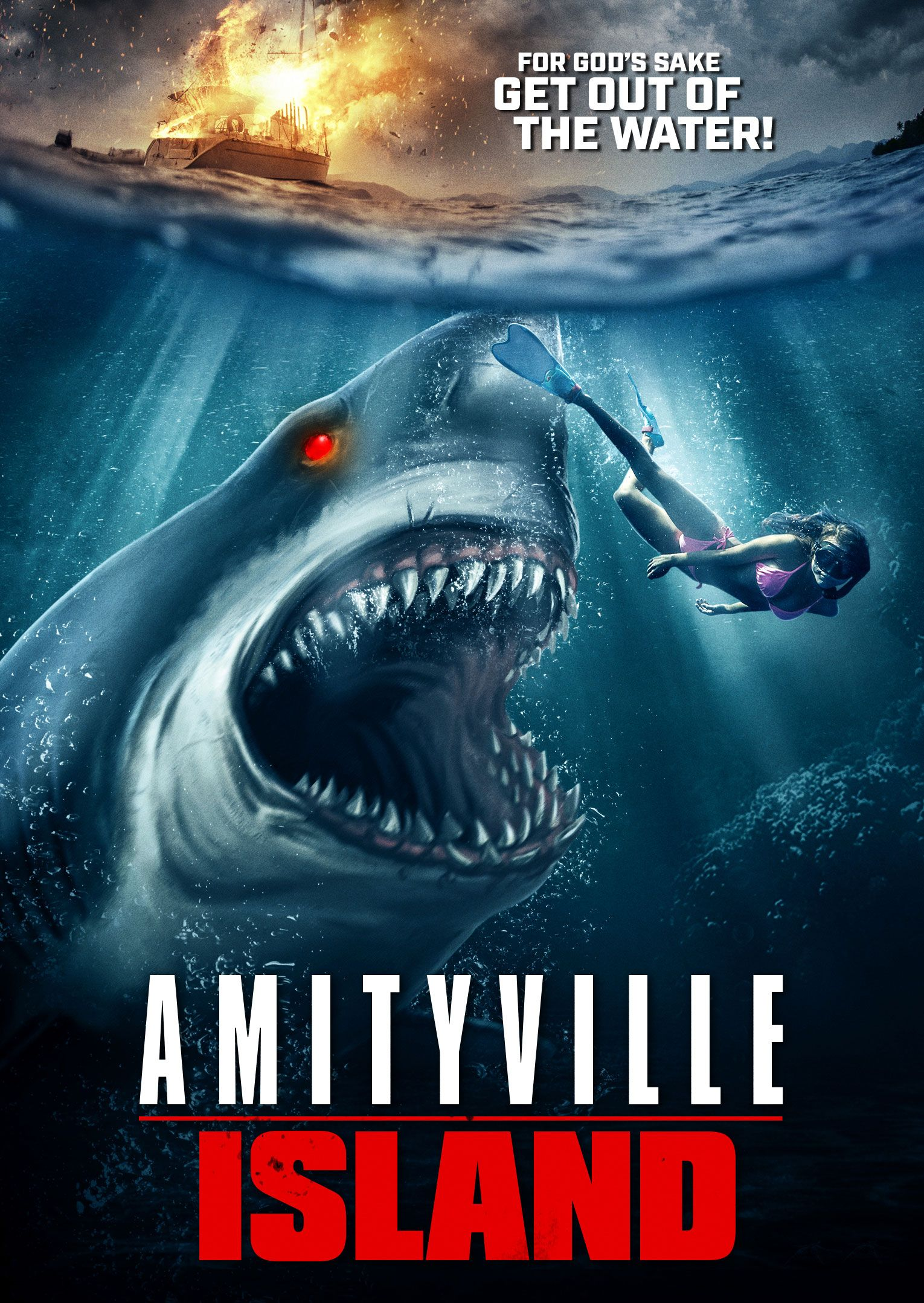 new shark movie 2020 - Google Search in 2020   Horror movies, Island movies,  Best horror movies