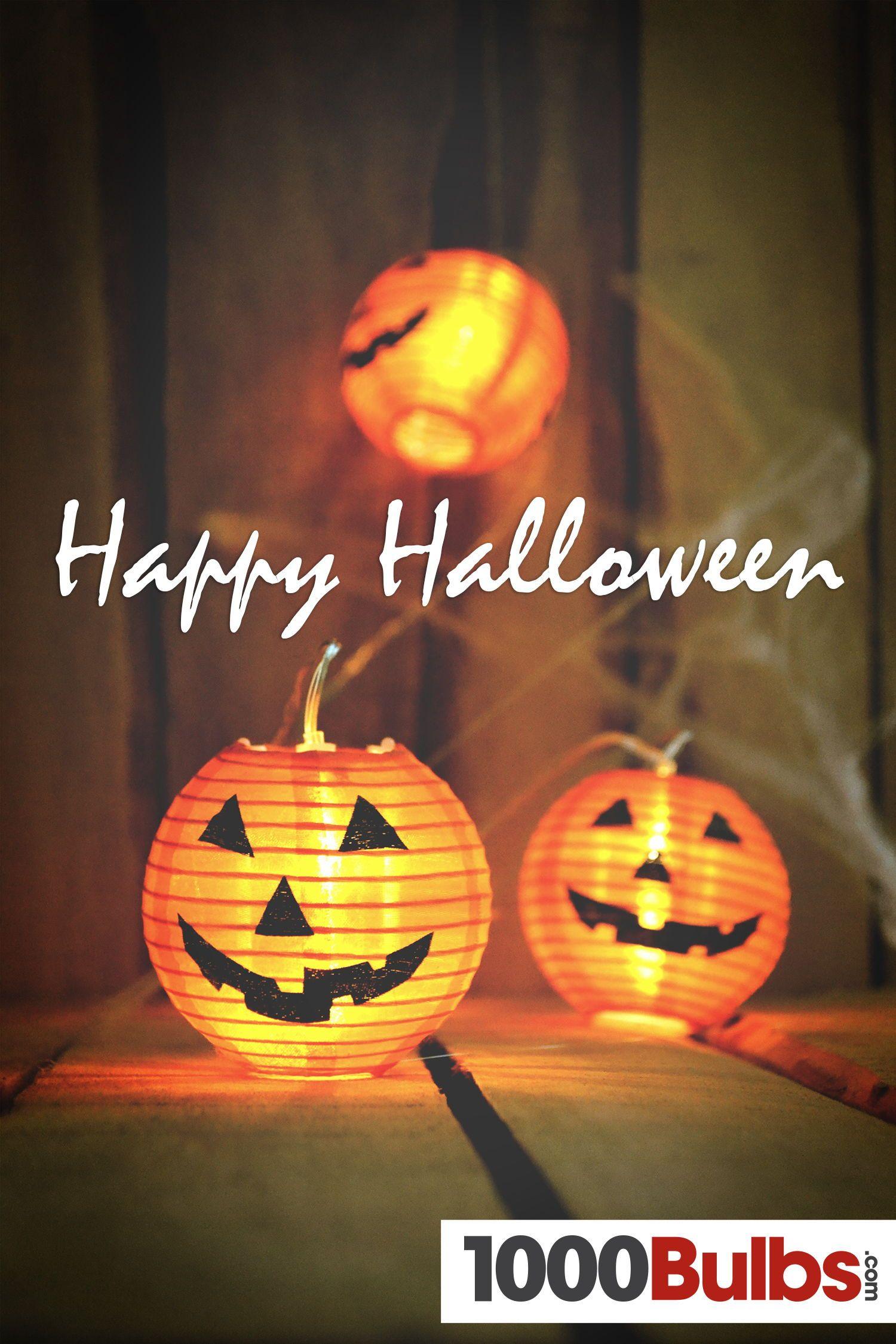 Happy Halloween From 1000bulbs Com Halloween Cans Halloween 1000bulbs Com