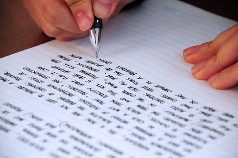 escribir sin faltas de ortografía Escribiendo consejos