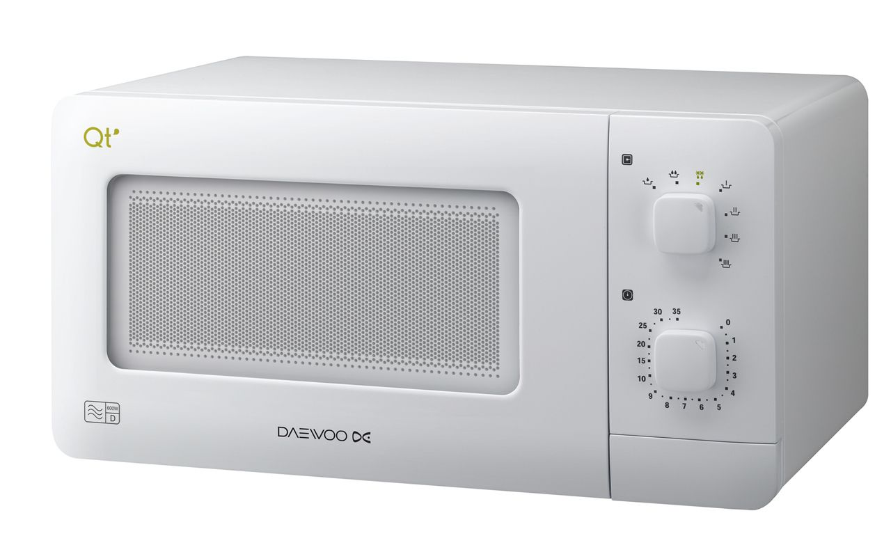 Daewoo Compact Kor6m17r Qt1 Microwave Oven For Caravans And Motorhomes Microwave Oven Microwave Compact Microwave
