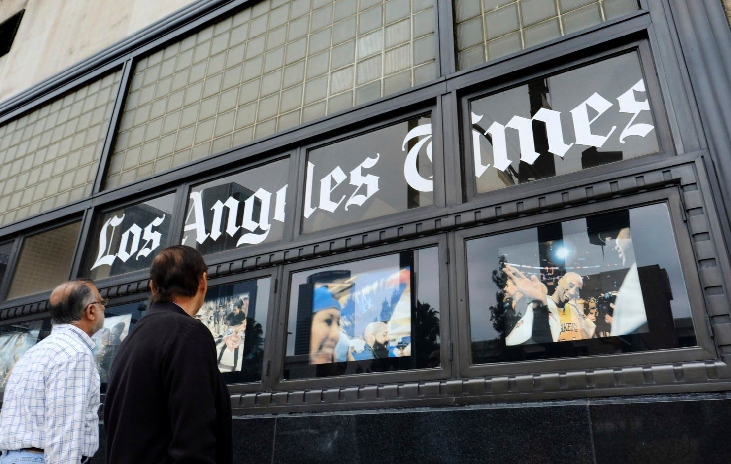 Anything Could Happen Amid Newsroom Clashes Los Angeles Times Becomes Its Own Story With Images Tribune
