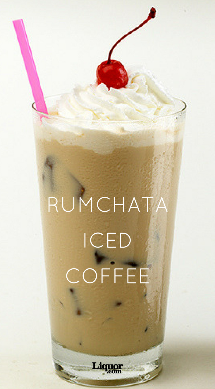 RumChata Iced Coffee for a Double Buzz