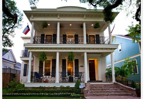 Making your house feel luxury can be done by using new for New orleans style home plans