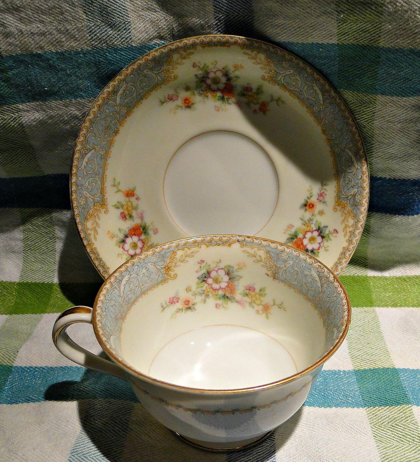Noritake China Occupied Japan | Tea Cups and Tea Pots & more ...