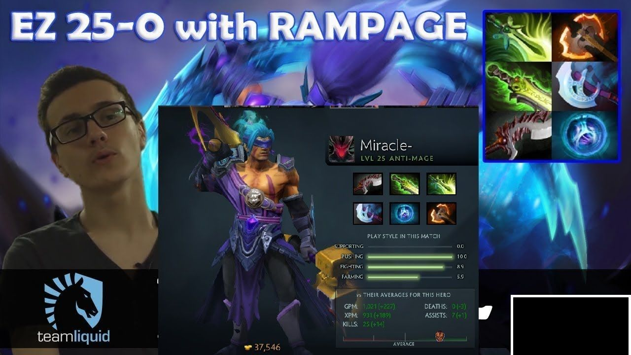 miracle anti mage offlane