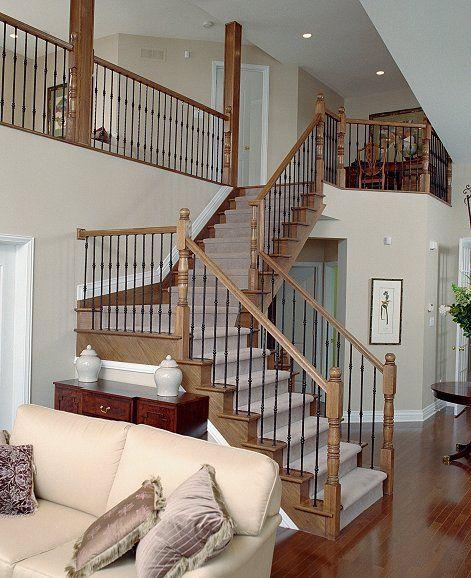 Simple Residential Stair Designs Bing Images Stairs Redo