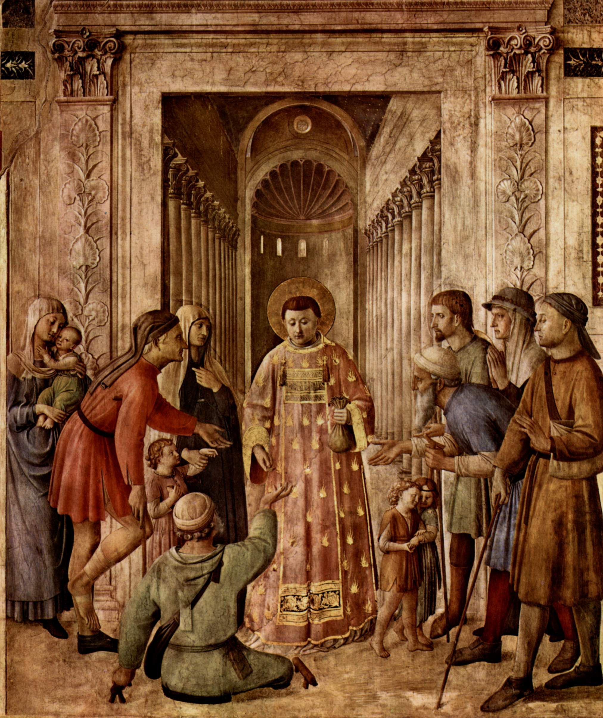1440's working clothes Fra_Angelico_054.jpg (2024×2410)