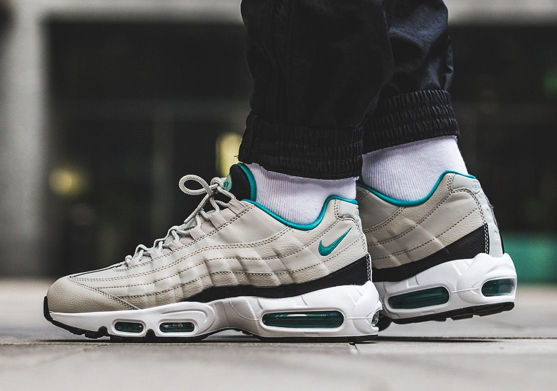 b65add6e0b Nike Air Max 95 Sport Turquoise 749766-027 Release Info #thatdope #sneakers  #luxury #dope #fashion #trending
