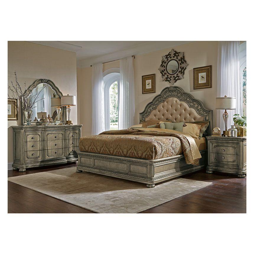 King Bedroom Sets, El Dorado Furniture Bedroom Set
