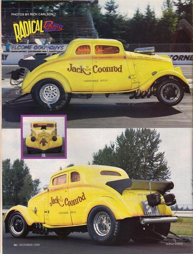 33 Willys Gasser Jack Coonrod Vancouver Wa Classic Cars Trucks Willys Hot Cars