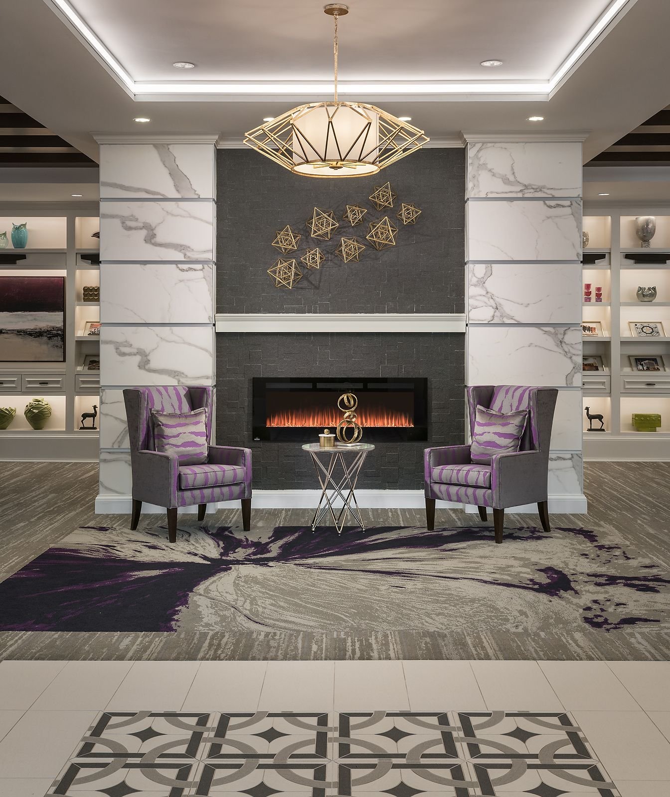 Home Interior Design , Senior Living Apartments
