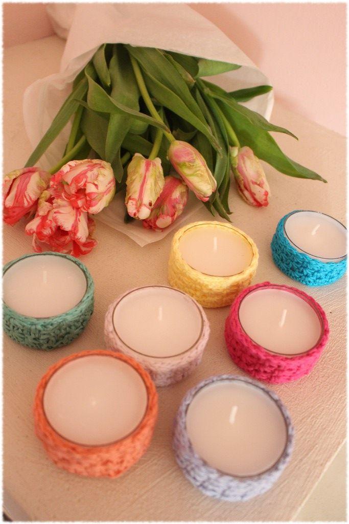 Photo of Ein Mini-Muster für Maxi-Teelichter