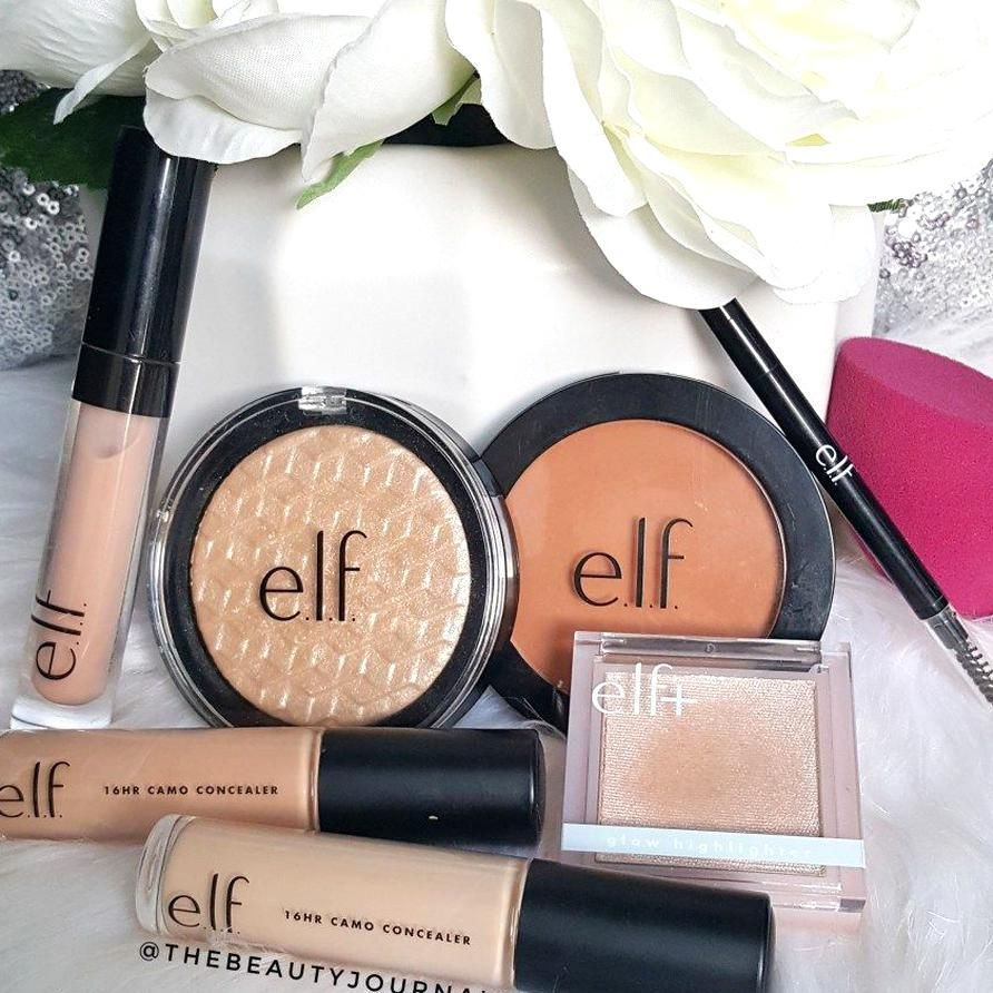 ELF Makeup Haul and Reviews IG thebeautyjournalsxo in