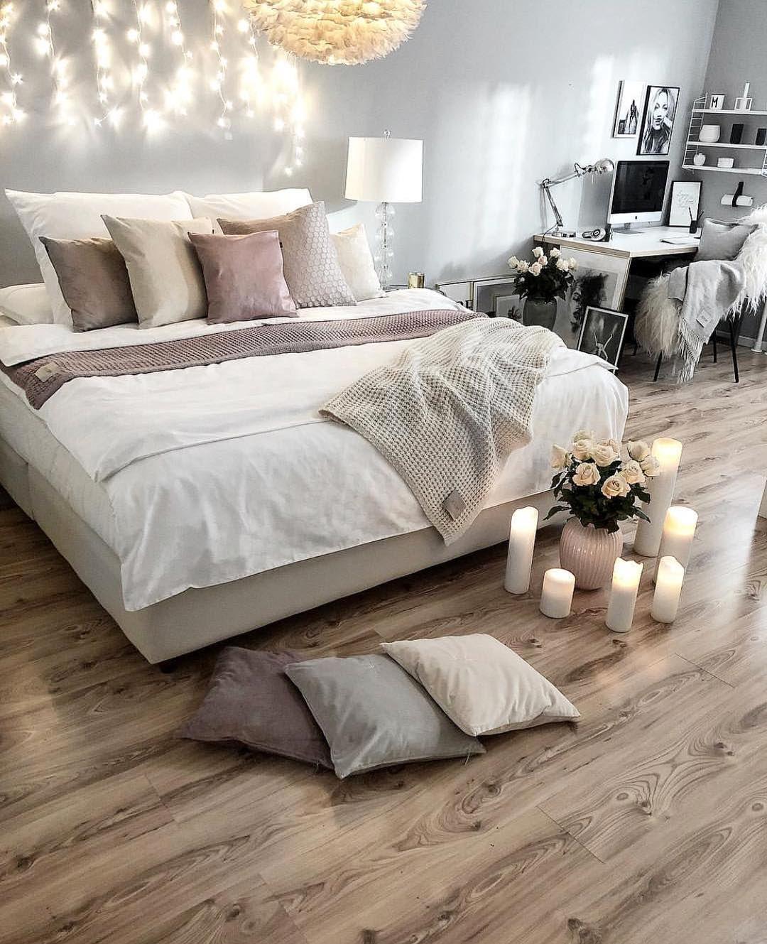 ❤ Dreamy bedrooms on Instagram • photo © @easyinterieur #bedroom ...