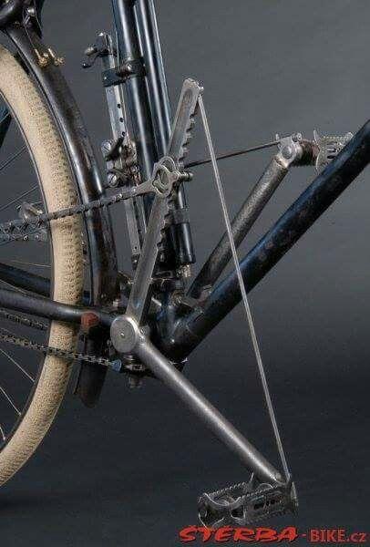 """Terrot """"Levocyclette"""" 1905 .."""