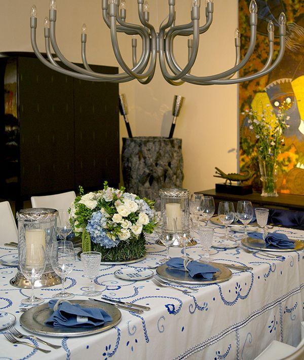 Detalle del montaje para el #Restaurante Casa Portuguesa.