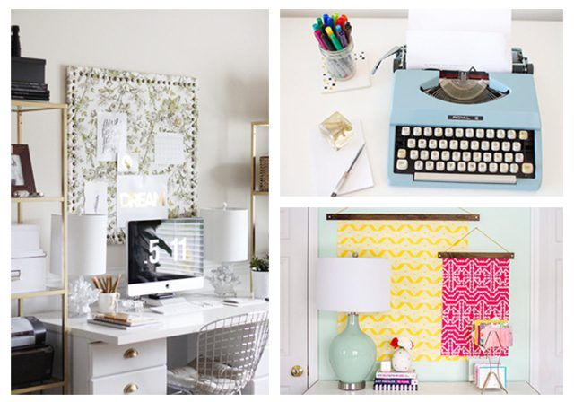 Diy office makeover from drab to fab ehow projects to try diy office makeover from drab to fab ehow solutioingenieria Choice Image