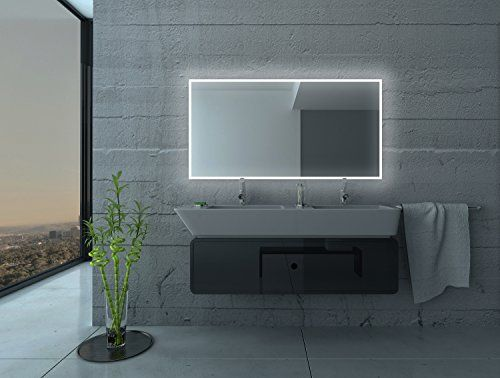 LED Badezimmerspiegel BADSPIEGEL Wandspiegel Bad Spiegel - badezimmer 60 cm