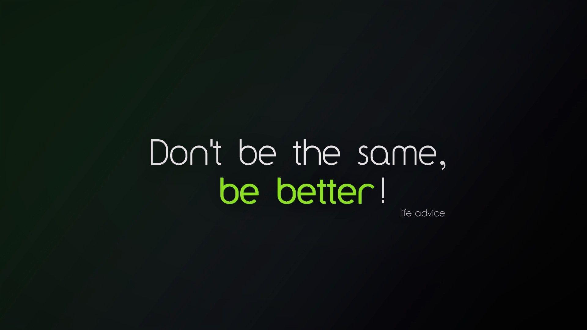 Quotes Desktop Wallpapers