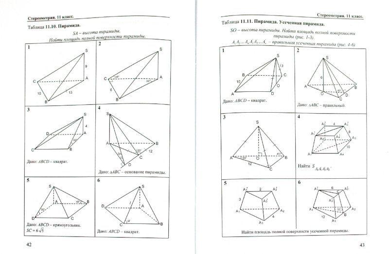 Геометрия по стереометрии рабинович 11 класс гдз