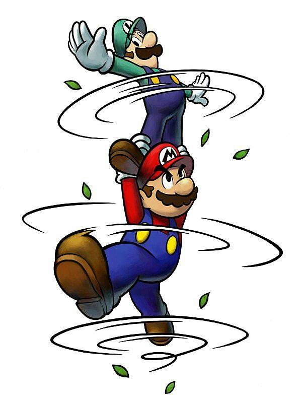Mario Luigi Superstar Saga Wallpaper Mario Luigi