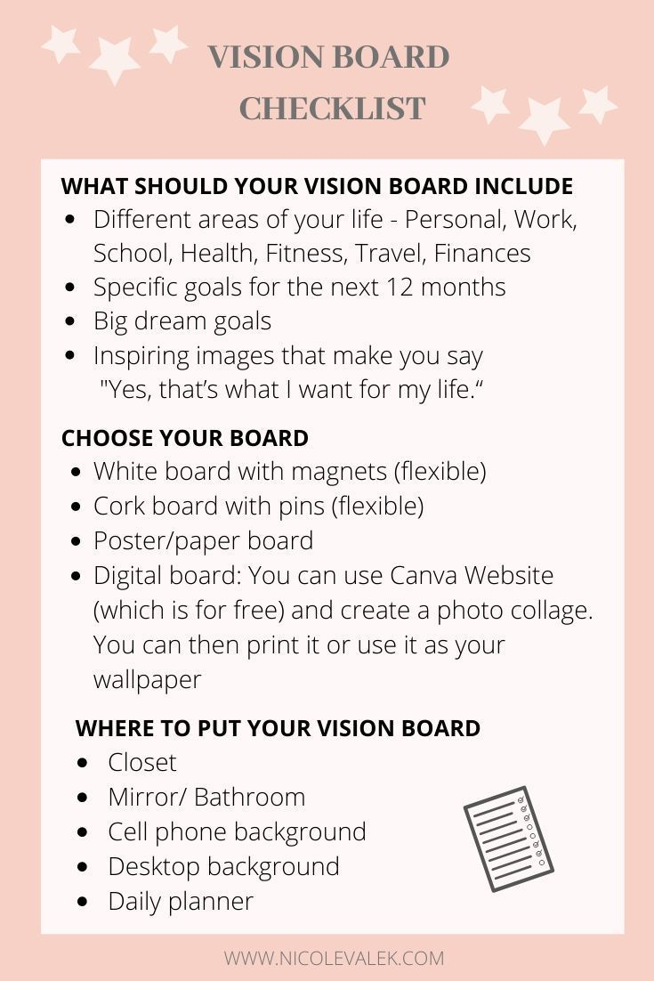 Pin on Vision Boarding & Mindfulness