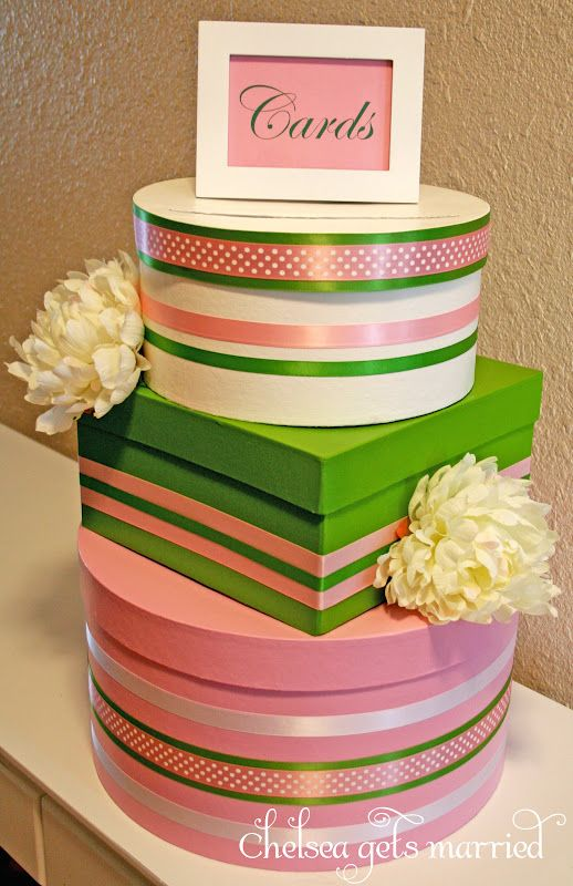 chelsea gets married the never ending card box project a great