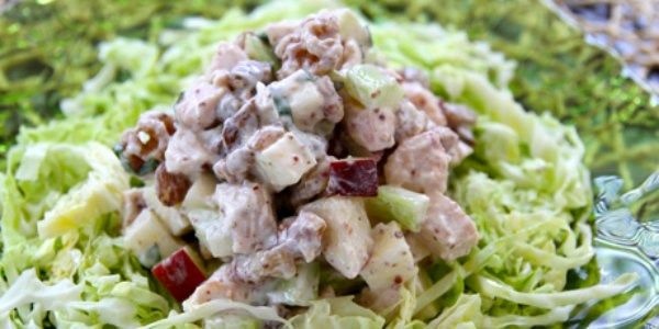 20 Healthy Lunches To Bring To Work Waldorf Salad Lunches And Salad