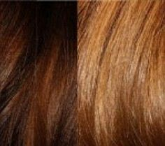 How To Lighten Hair Without Bleach For Dark Dyed Red Hair