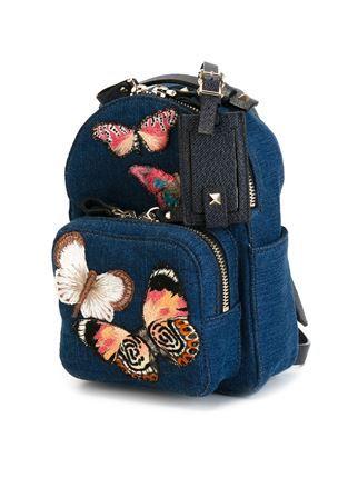 ff291a166891 Valentino джинсовый рюкзак   Denim   Bags, Denim bag и Valentino bags