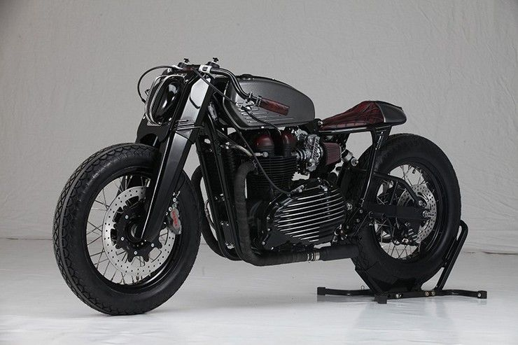 Rustom 'Triumph Forty' – Men's Gear