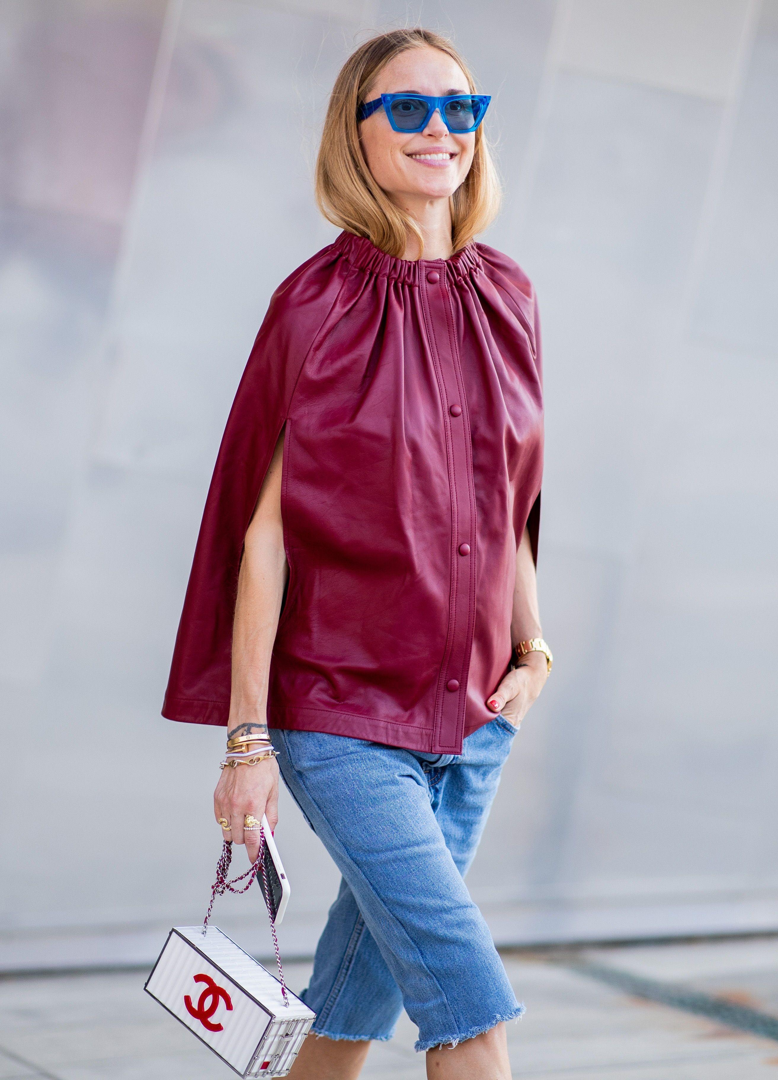 Capes feiern diesen Herbst ihr Trend-Comeback | Outfit