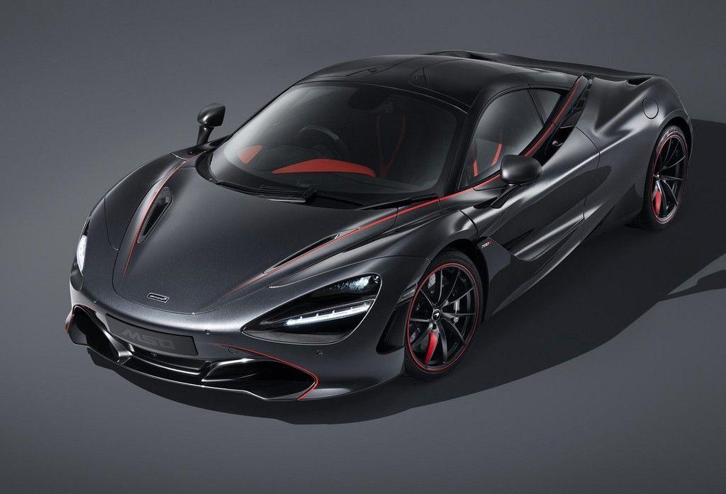 Mclaren 720s Stealth El Mas Reciente Proyecto De Mso Esta Inspirado En El F1 Gtr De 1995 Super Cars Top Cars Amazing Cars