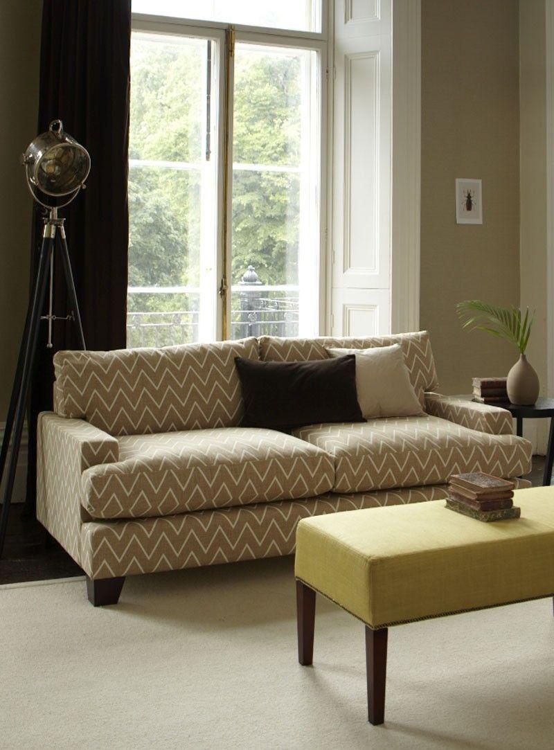 Sofa Com Three Seat Leon Sofa In Designer Fabric Starts At 1 890 Sofa Living Room Chairs Sofa Com
