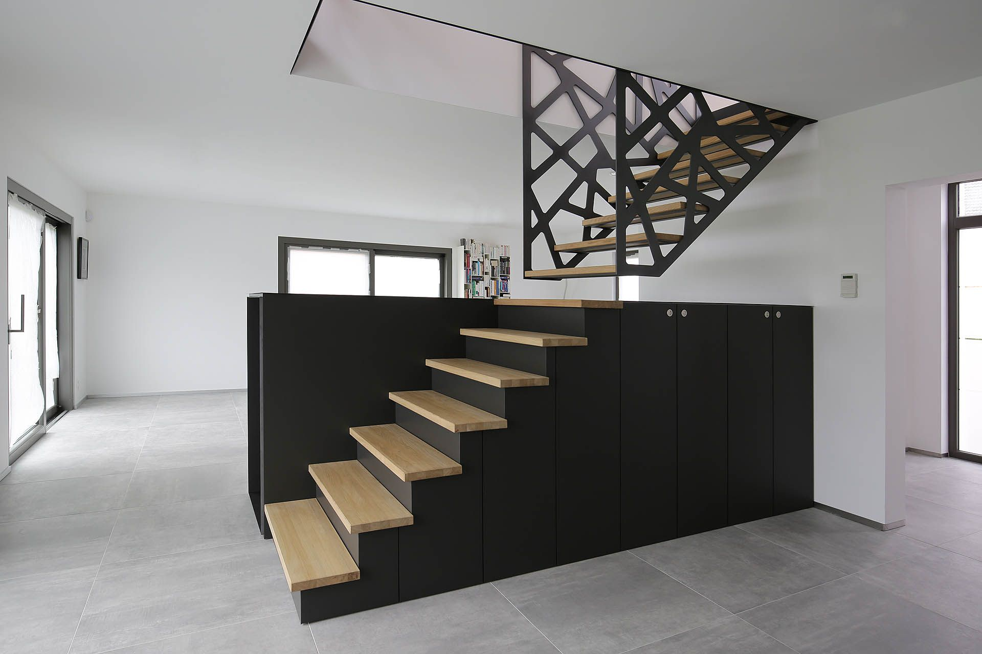 yves deneyer menuiserie m tallique ferronnerie azerty pinterest escaliers et mezzanine. Black Bedroom Furniture Sets. Home Design Ideas