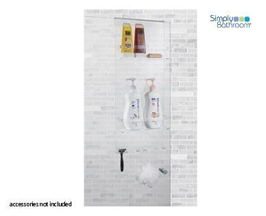 Acrylic Shower Caddy - ALDI Australia | Interior stuff | Pinterest ...