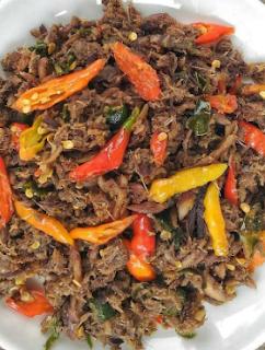 Resep Dan Bahan Bahan Yang Dibutuhkan Untuk Membuat Abon Ikan Asin Klotok Resep Masakan Resep Ikan Masakan Korea