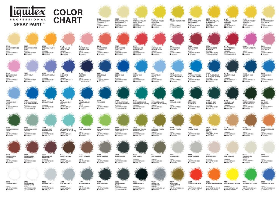 Folk art acrylic paint color chart - Find This Pin And More On Color Charts