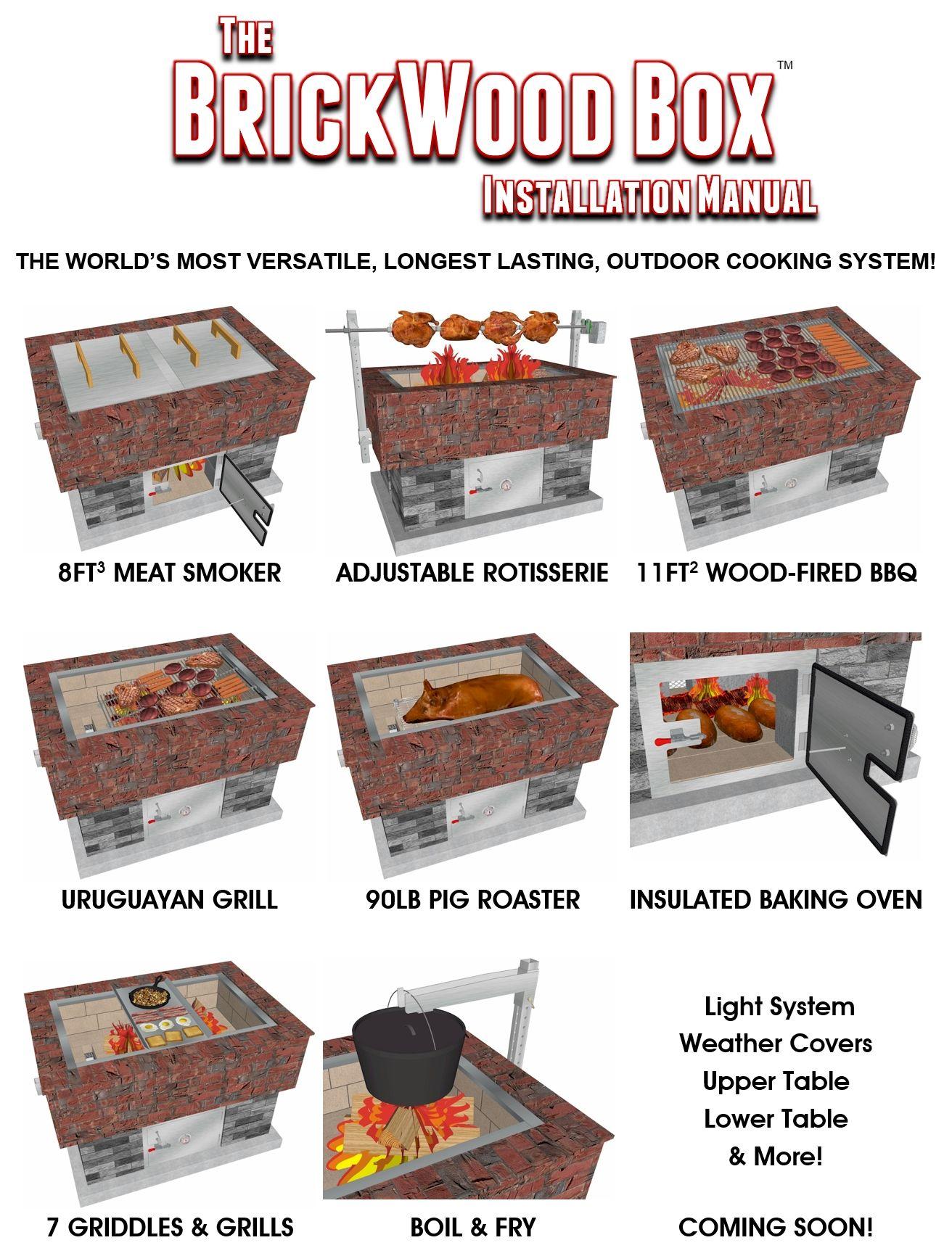 The Brickwood Box The World S Most Versatile Longest Lasting