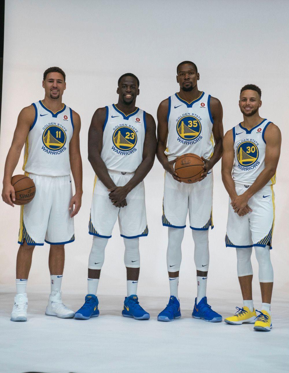 BIG 4  BasketballRules Thompson Warriors e8fa3979f
