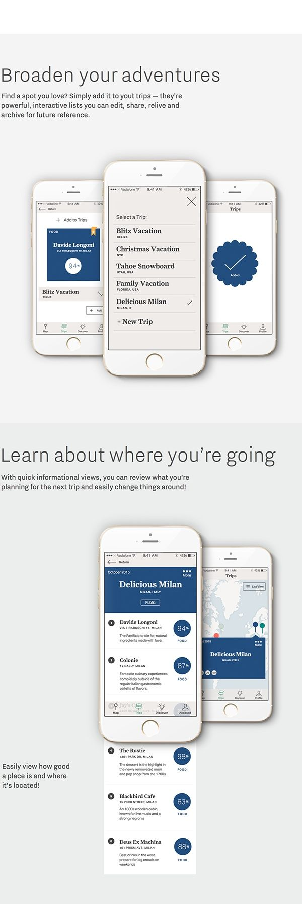 The Pulse app offers a new way to travel and explore the