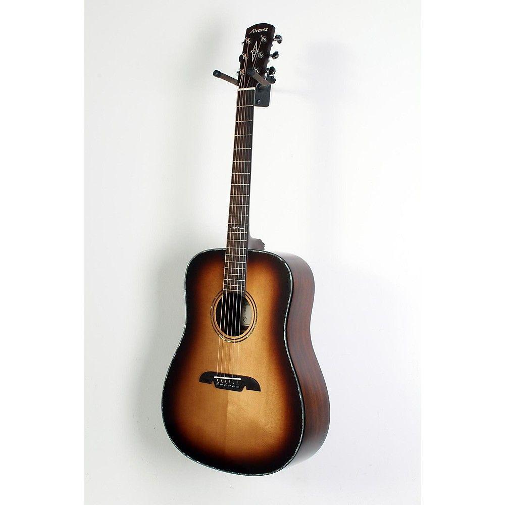Alvarez 50th Anniversary ADA1965 Dreadnought Acoustic Guitar Sunburst 190839050540