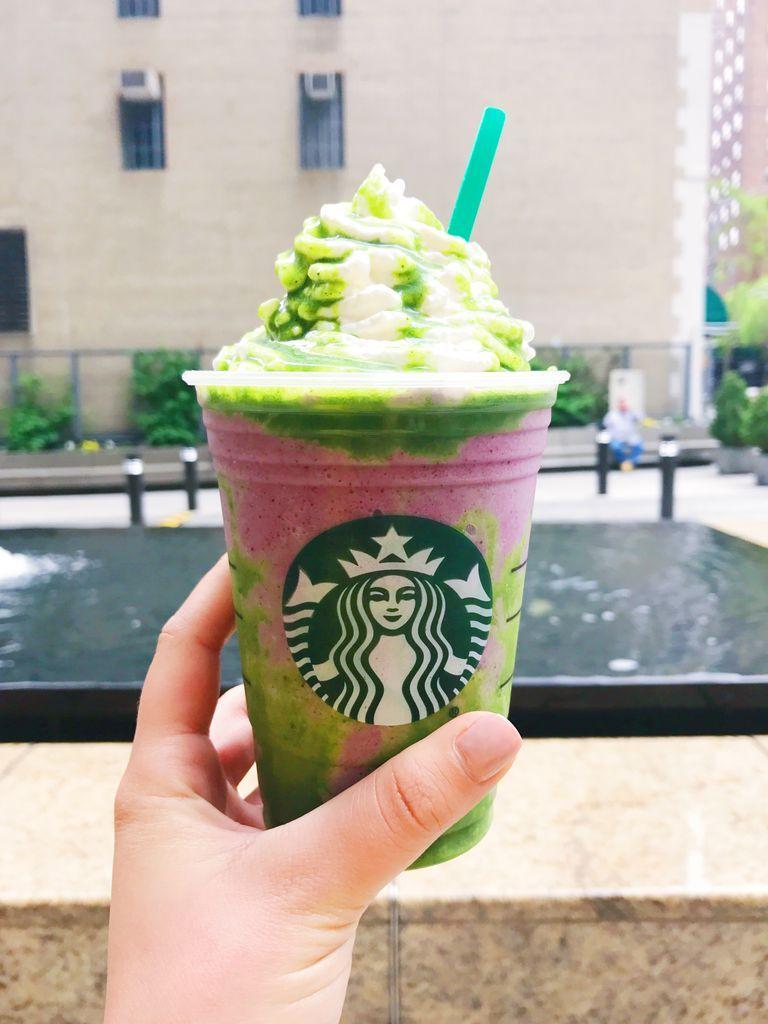 Starbucks' Mermaid Frappuccino Is Here if You're Having Unicorn Frapp Withdrawal #ketofrappucinostarbucks