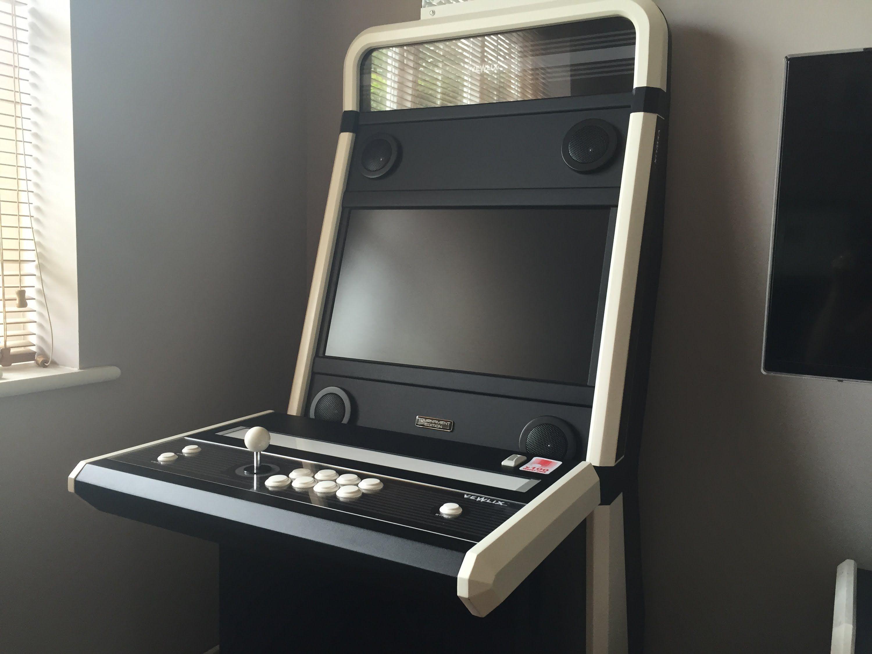 borne arcade homemade vewlix