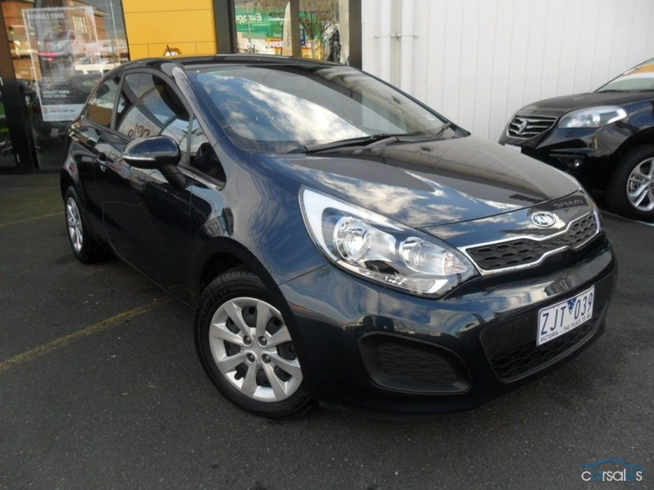 2012 Kia Rio UB S MY12 Sports Automatic Cars for sale