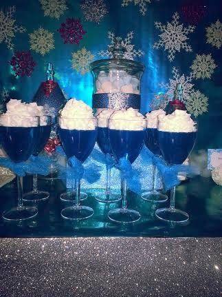 Chardonnays & Soirées: Frozen Party