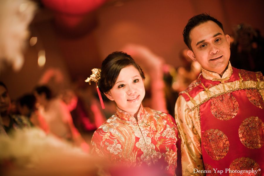 Wedding In Red Afdal Elaine Part 2 Chinese Tradition
