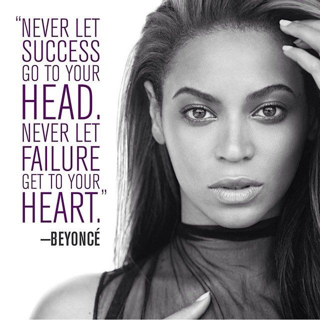 Inspirational Leadership Quotes By Famous People: Beyonce Quotes - Google Search