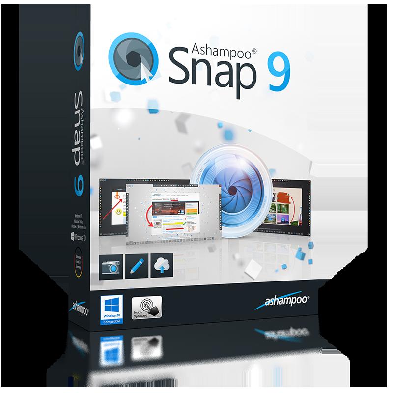 Ashampoo Snap 11 Review, Free v10 License Key, & 75 Off