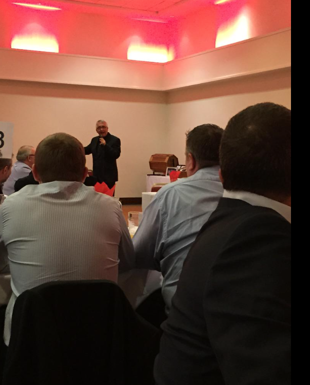 Felixstowe and Walton Football Club - 27th Sportsman's Dinner.